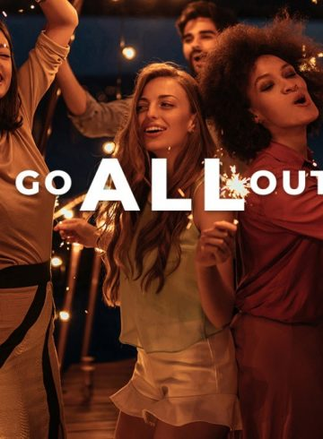 go-all-out